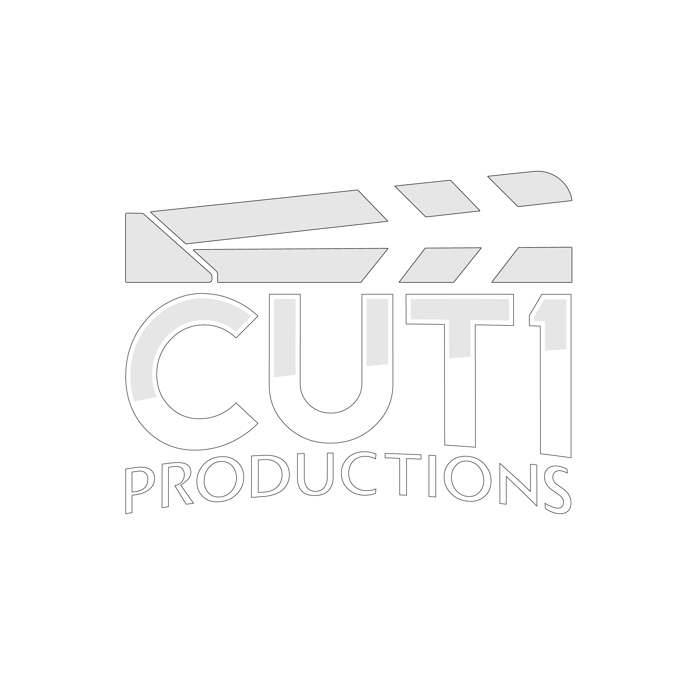 Logo Cut1 Productions_Web Site_outline